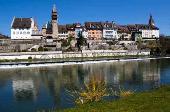1: Zürich – Bremgarten – Brugg
