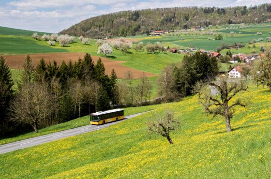 2: Brugg – Mettauertal – Laufenburg – Rheinfelden