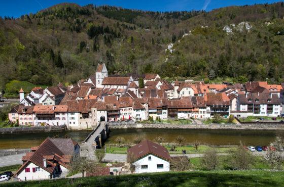 4: Delémont – St. Ursanne – Soubey – Saignelégier