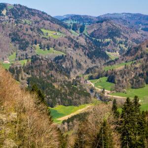 Der Clos du Doubs bei Soubey (JU)