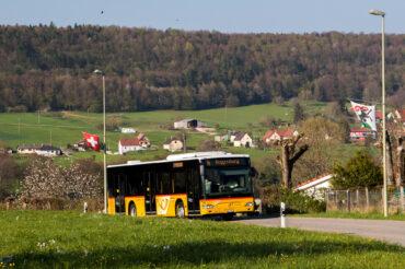 3: Rheinfelden – Kaiseraugst – Liestal – Laufen – Delémont