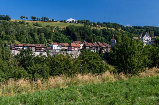 10: Yverdon – Moudon – Lausanne