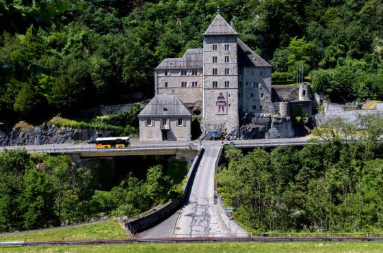 12: Villeneuve – Aigle – Torgon – St-Maurice