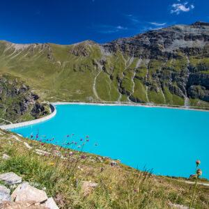 Der Lac de Moiry