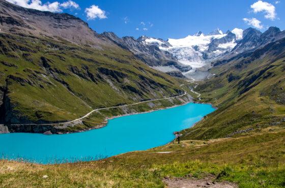 16: Sion – Les Haudères – Lac de Moiry – Grimentz – Sierre