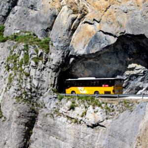 Im Fels unterwegs
