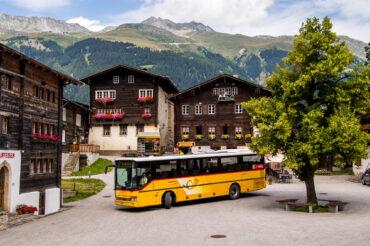 21: Brig – Fiesch – Ernen: Im Geisterbus unterwegs