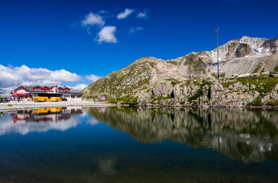 26: Andermatt – Gotthard – Airolo – Nufenenpass