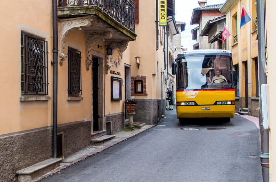 31: Rivera – Miglieglia – Novaggio – Astano – Cademario – Lugano