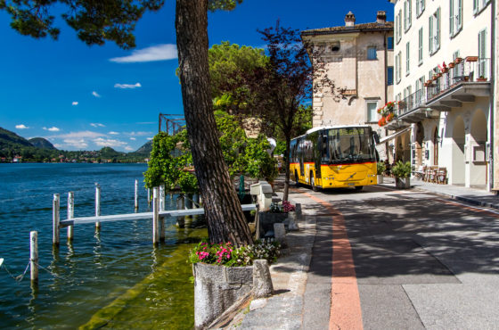 32: Lugano – Carona – Morcote – Bissone – Maroggia