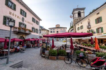 38: St. Moritz – Pontresina – Berninapass – Poschiavo