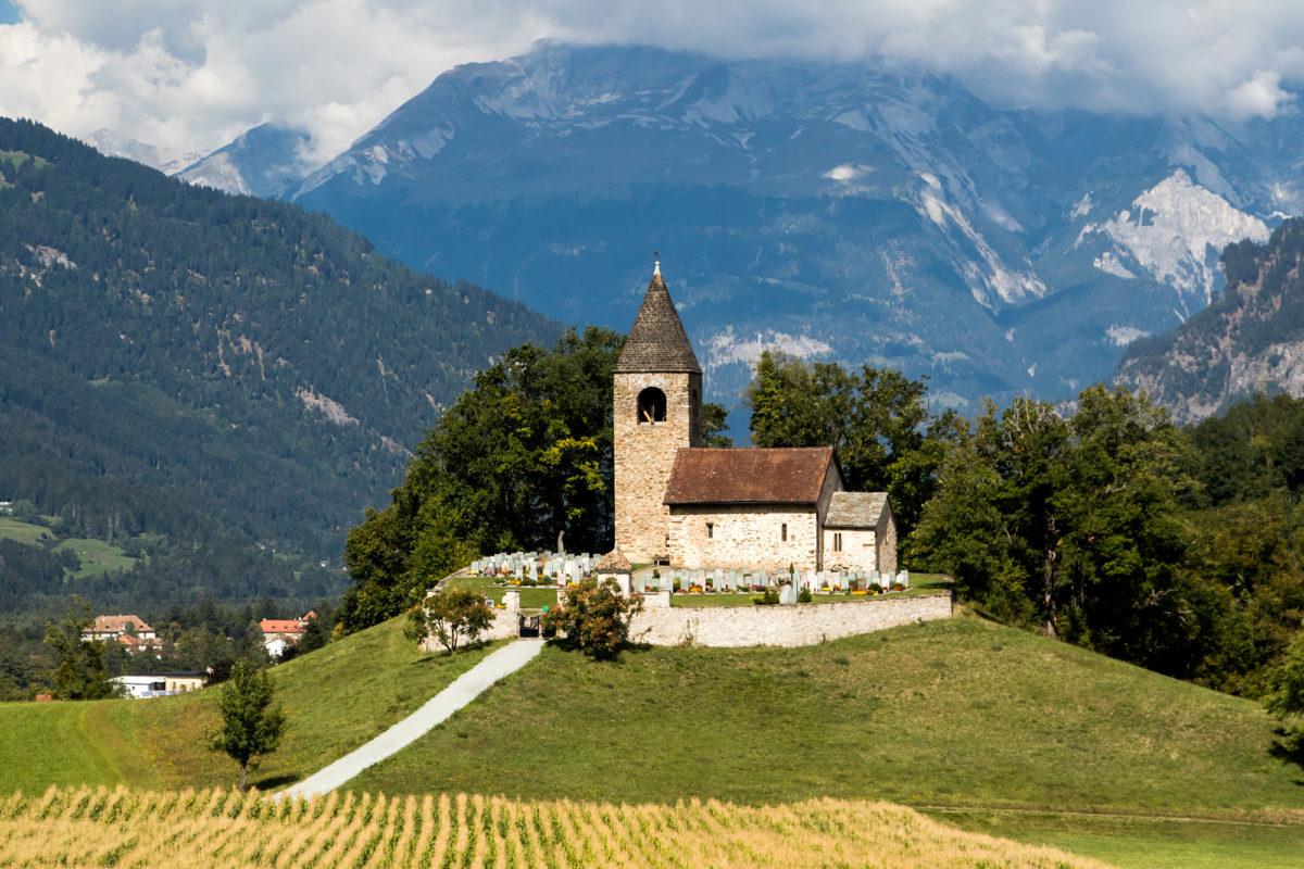 Kirche St. Cassian