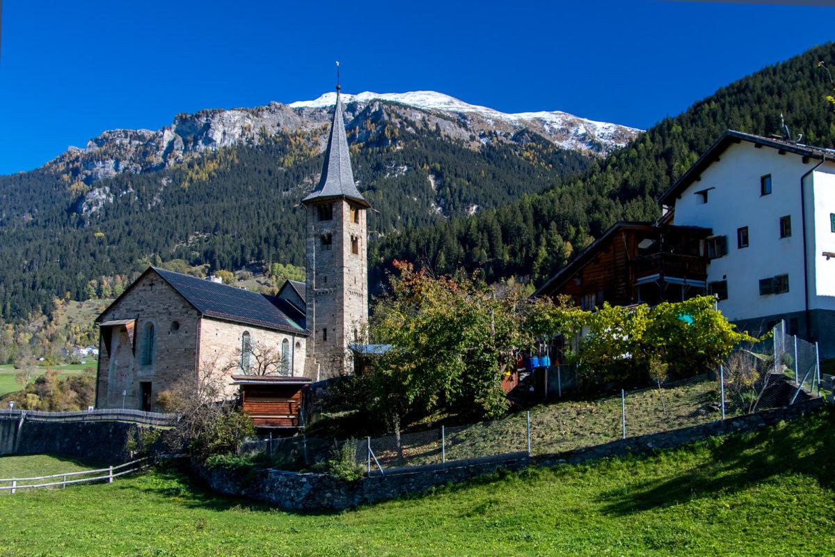 Kirche St. Martin, Zillis