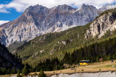 41: Val Müstair – Ofenpass – Nationalpark – Zernez