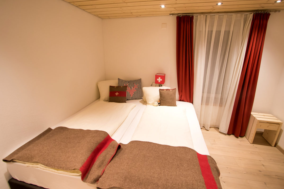 So ein Touch Kreativität tut jedem Hotelzimmer gut! (wurde für diese Erwähnung weder bezahlt noch anderweitig vergütet :-))