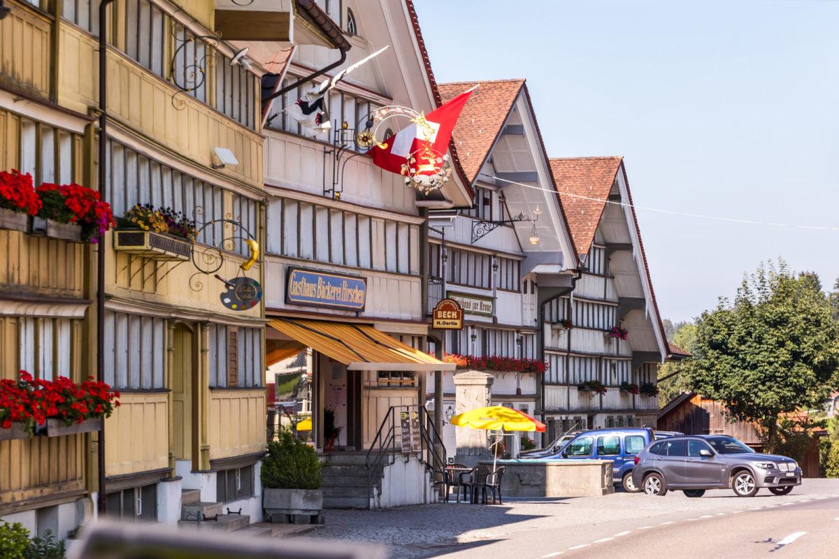 Willkommen in Hundwil!