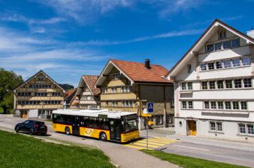 51: Wattwil – Hemberg – Herisau – St. Gallen