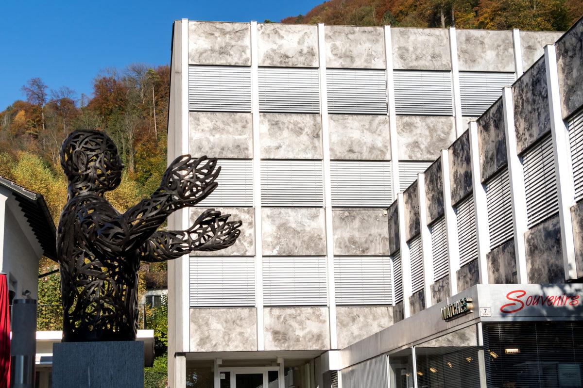 Kunst und Kubus - Vaduz' Zauberformel