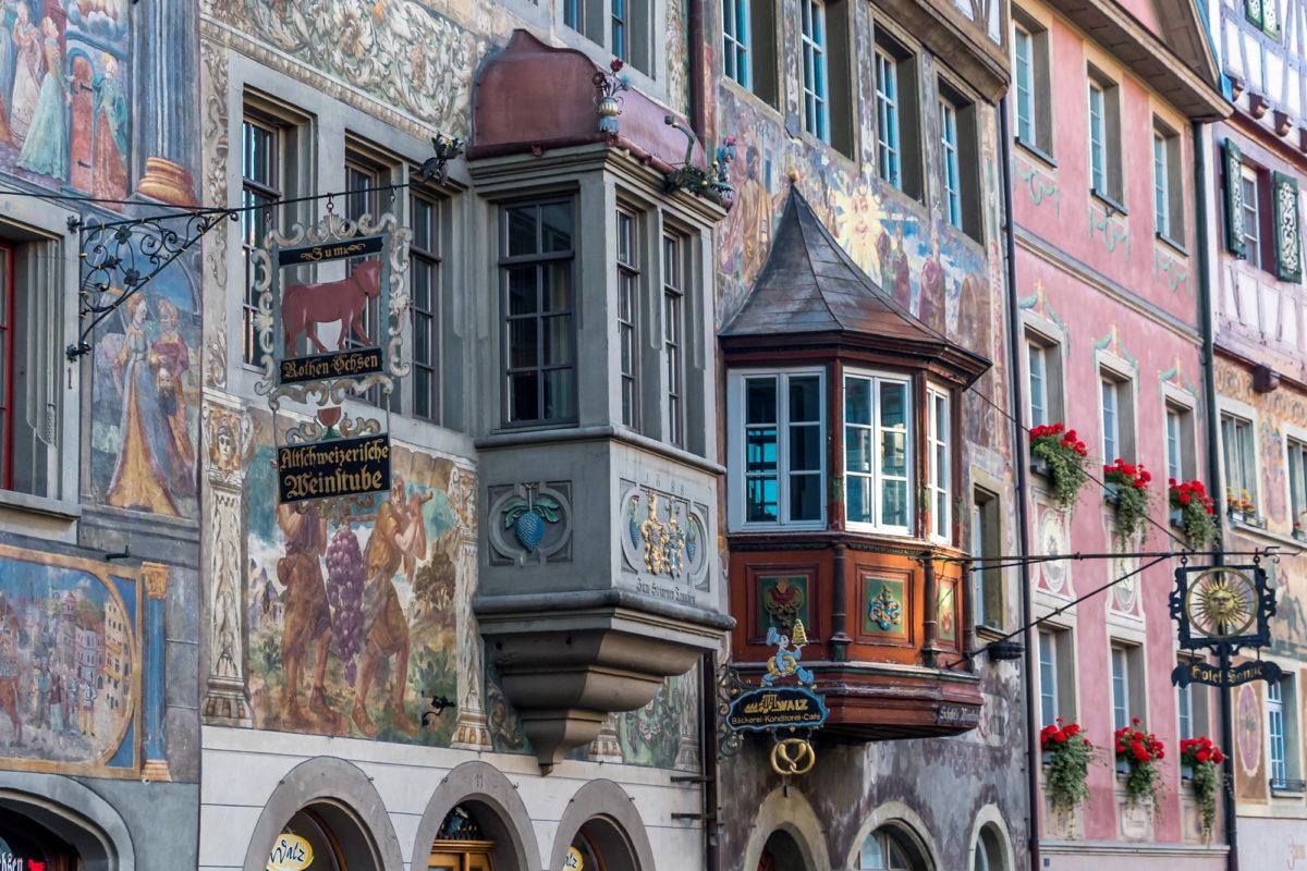"""""""Steinerner Trauben"""" - ein Wohn- und Handelshaus aus dem 17. Jahrhundert"""