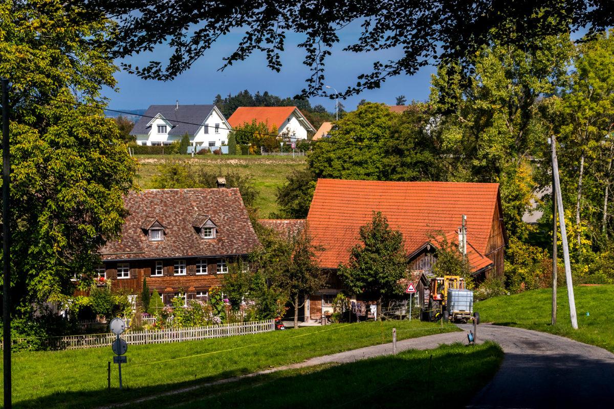 Ziel erreicht: Neukirch an der Thur