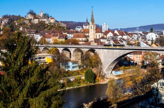 58: Kaiserstuhl – Baden – Mutschellen – Zürich