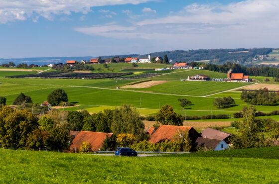 53: Bischofszell – Zuckenriet – Neukirch – Weinfelden – Frauenfeld