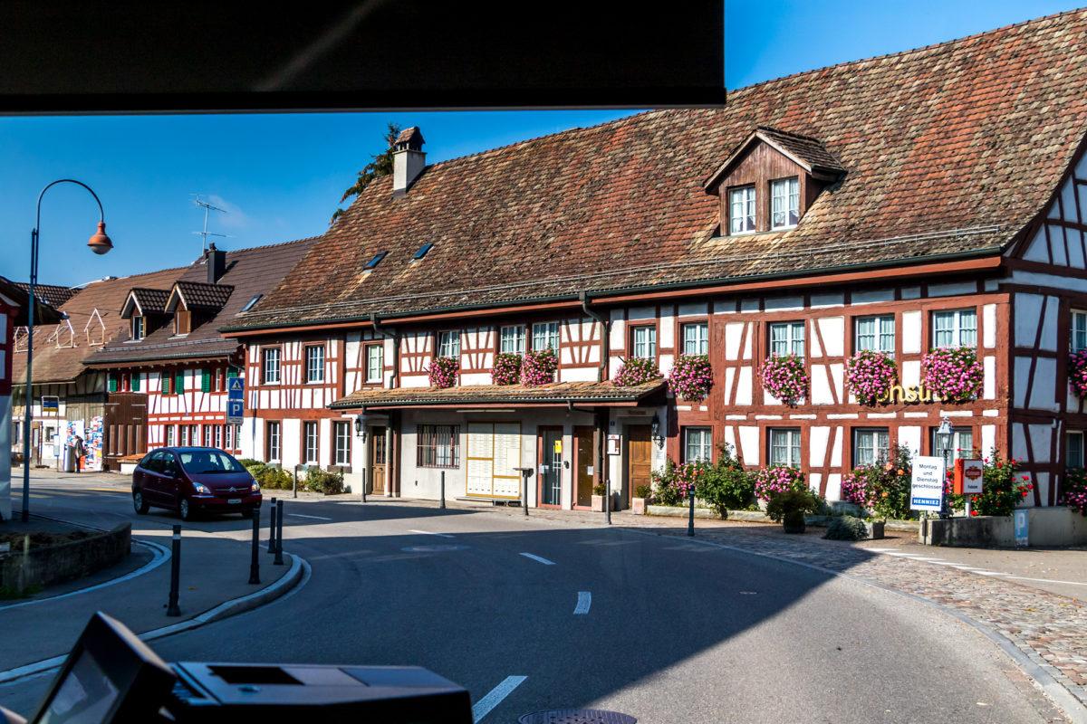 Im Zentrum von Hochfelden