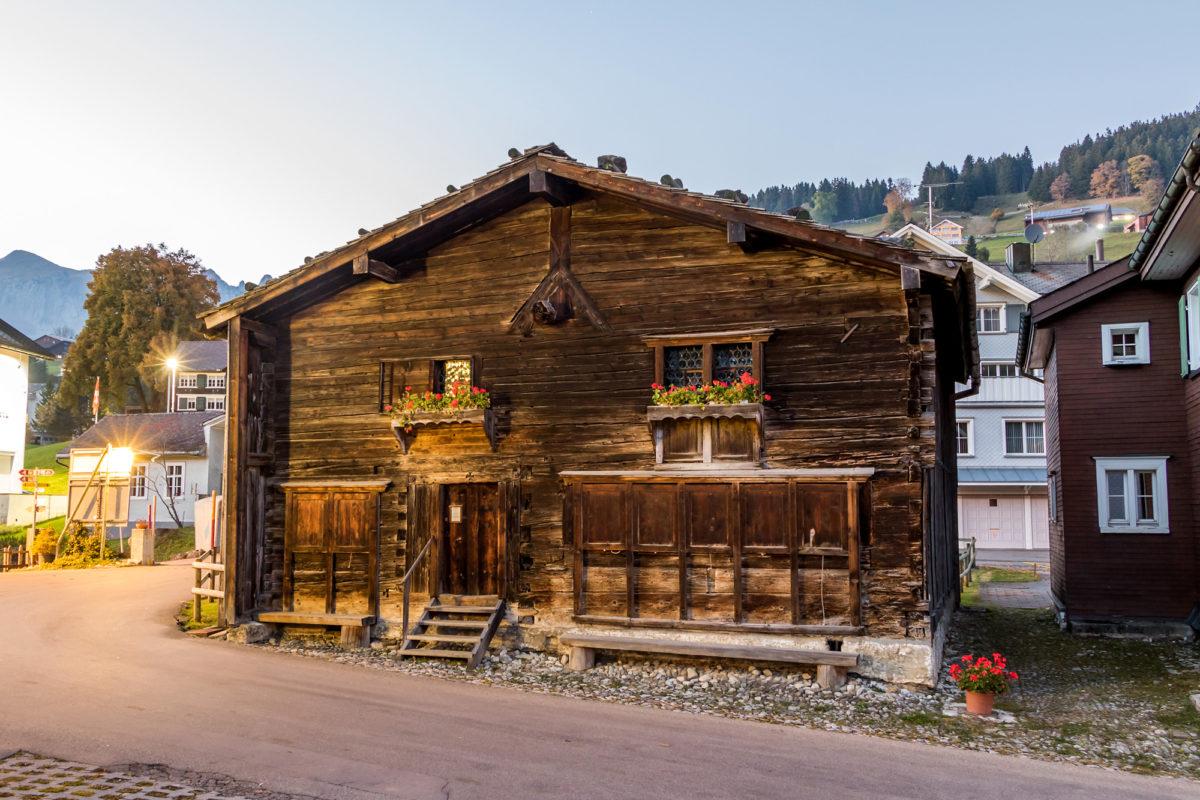 Das Geburtshaus Huldrych Zwinglis