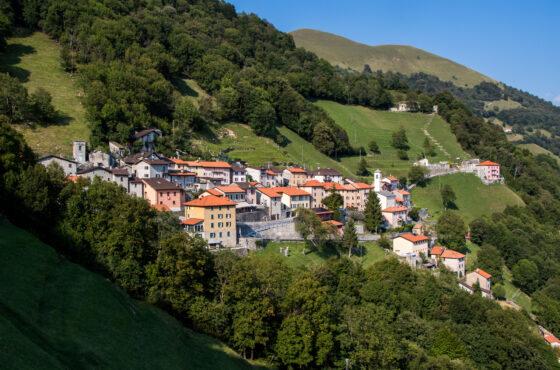 33: Arogno – Porto Ceresio – Mendrisio – Valle di Muggio – Chiasso